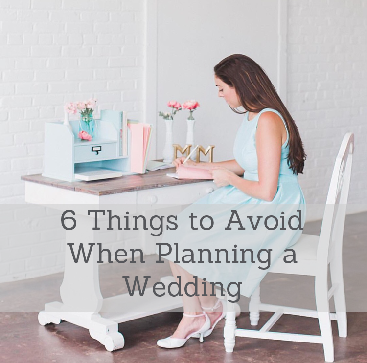 Wedding Planning What Not to Do High End Wedding Planner