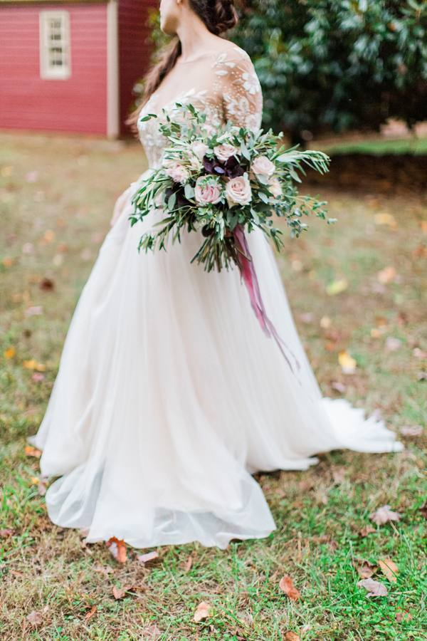 Bridal Inspiration for Fall Weddings