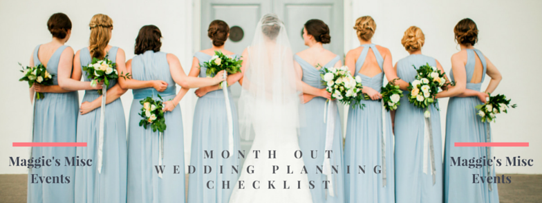 month-out-wedding-planning-checklist
