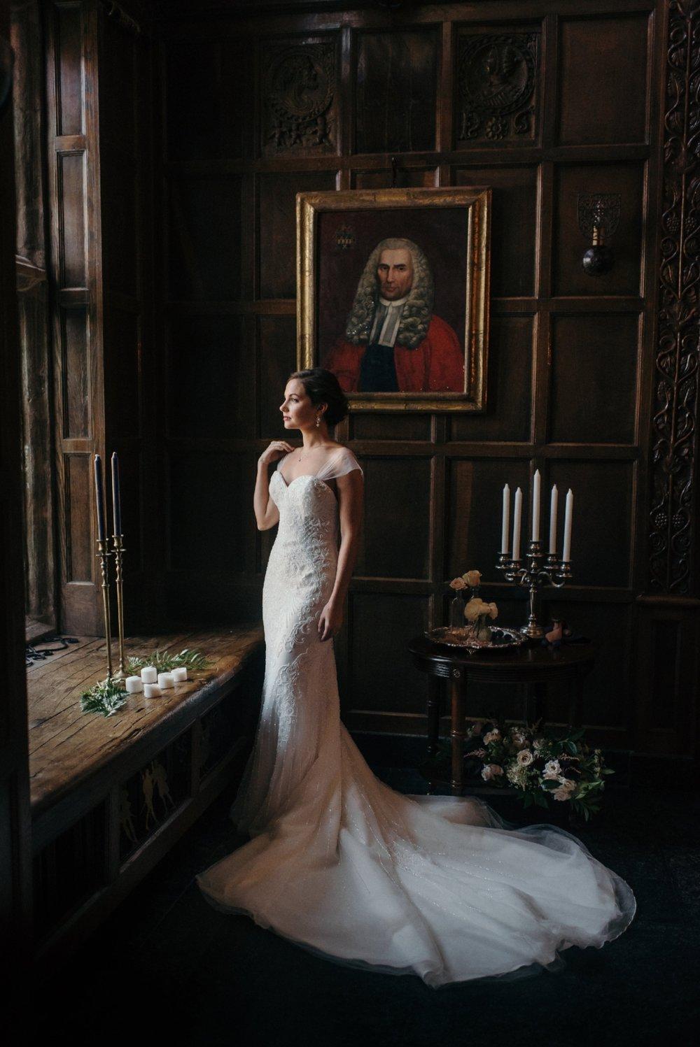 Jessica's Fine Art Bridal Portraits
