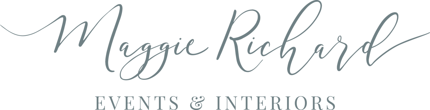 Maggie Richard Design | Richmond, Charlottesville, and Virginia Wedding Planner