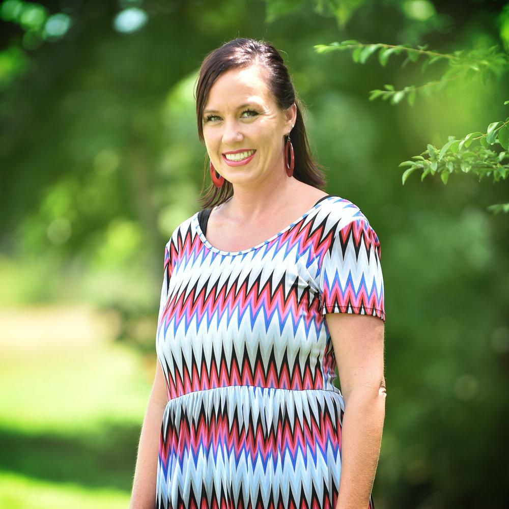 School Program Director - Amber Middleton