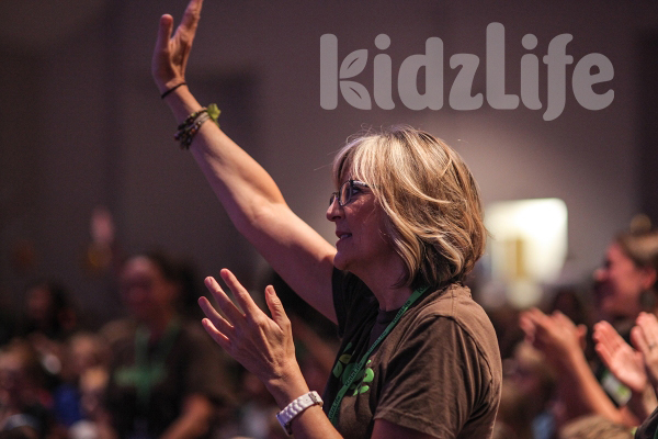 Do you have the right volunteers for your kid's ministry?