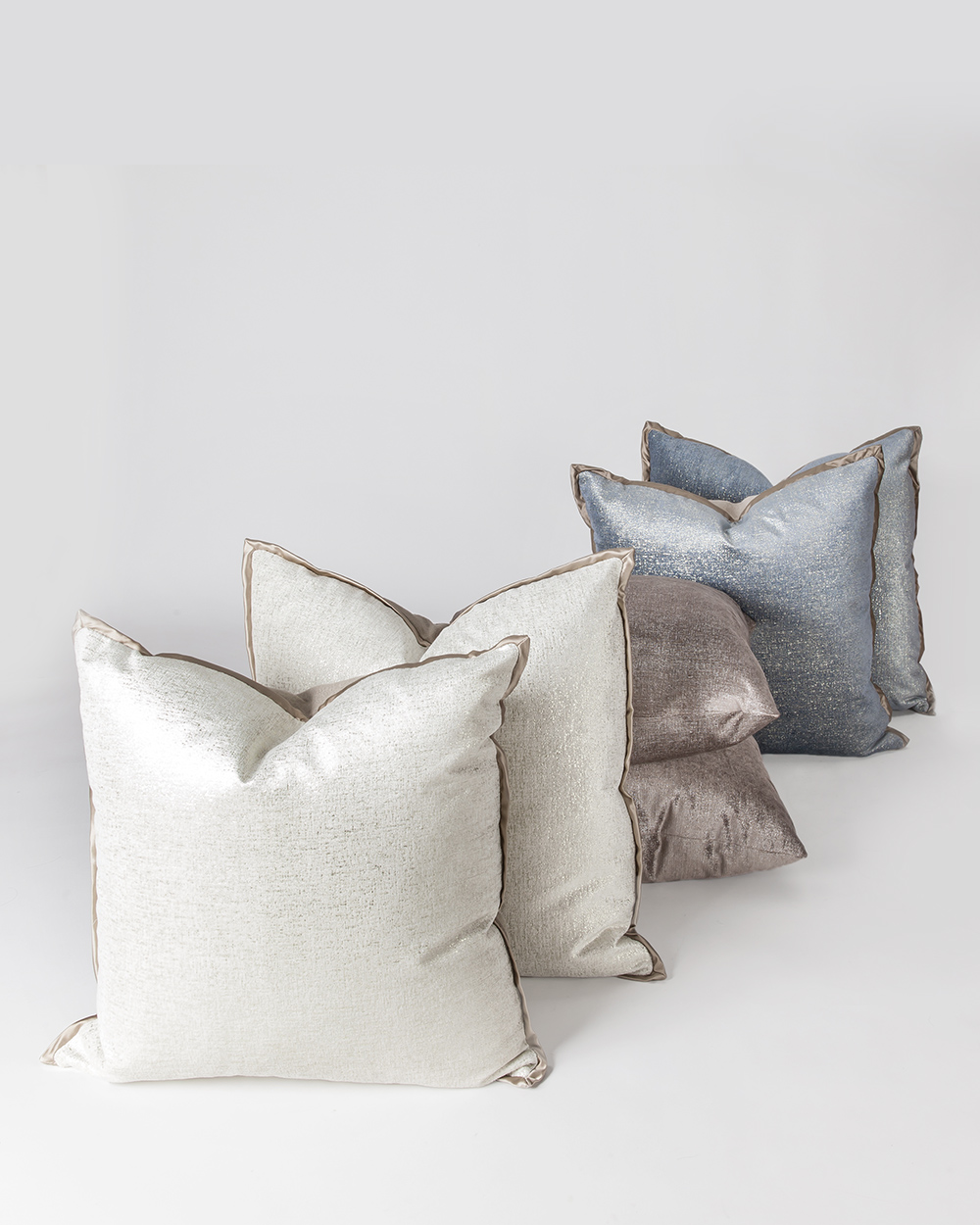 Contrast Throw Pillow