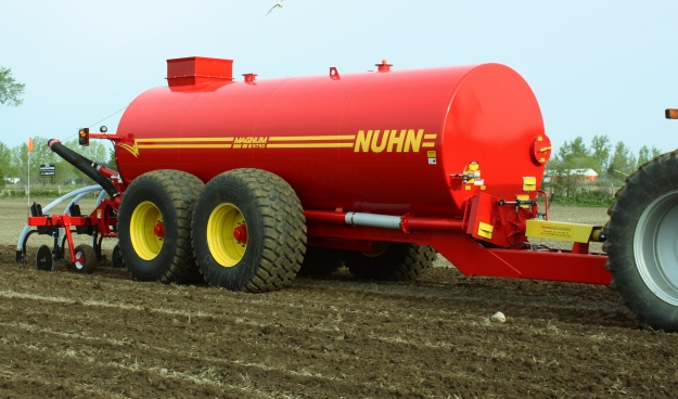 Top Load Manure Spreader
