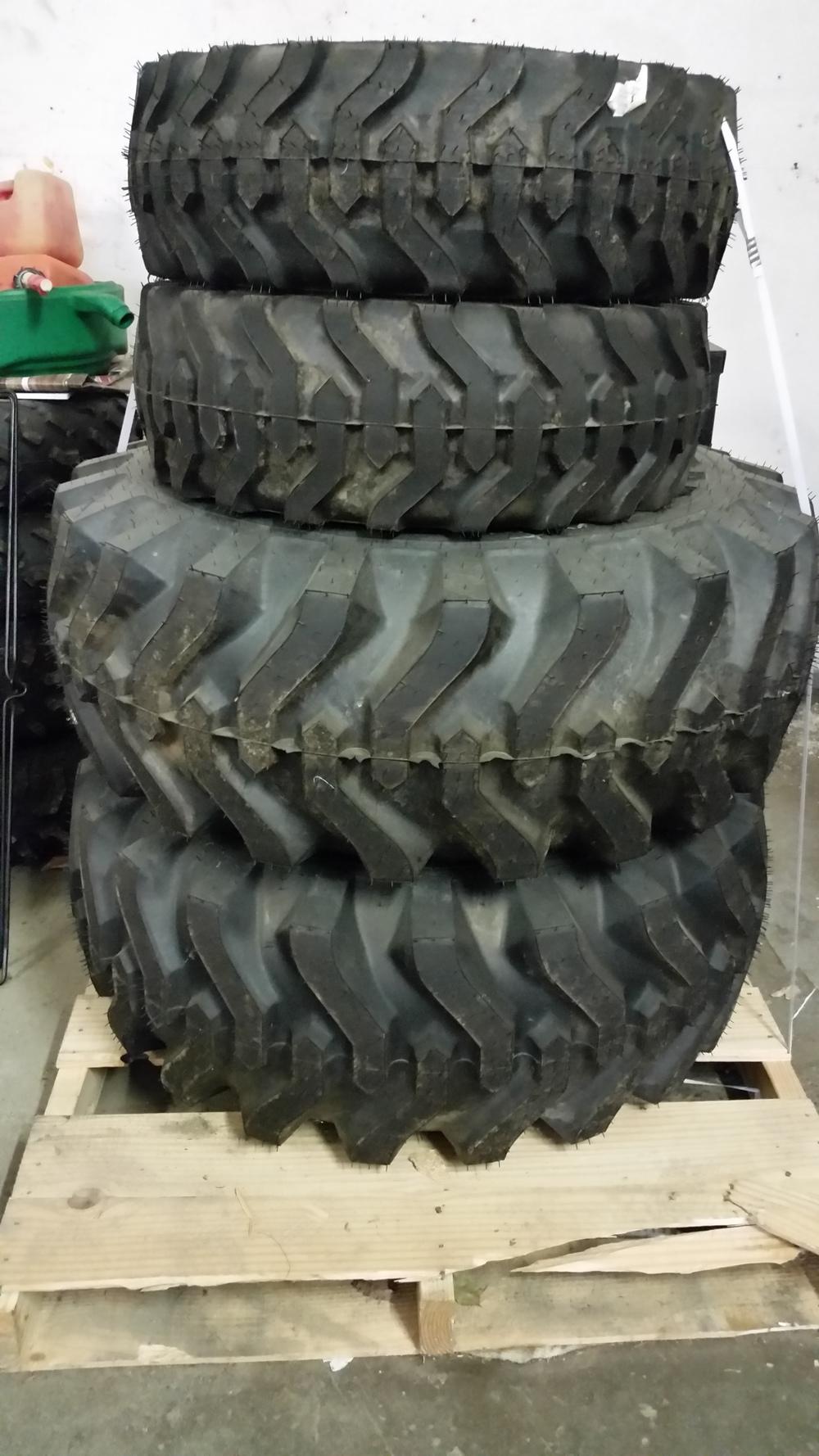Tires 27x8.50-15 & 15x19.5