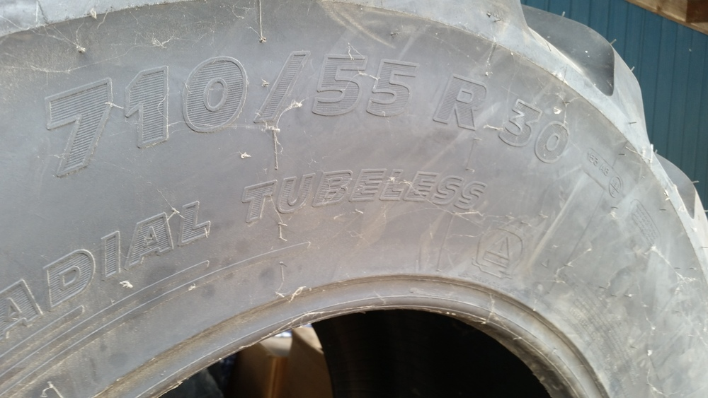 New Tire 710/55 R30