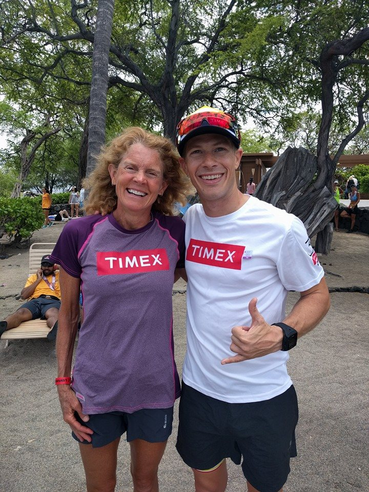 Ellen Hart and Derk de Korver take a pair of first place finishes