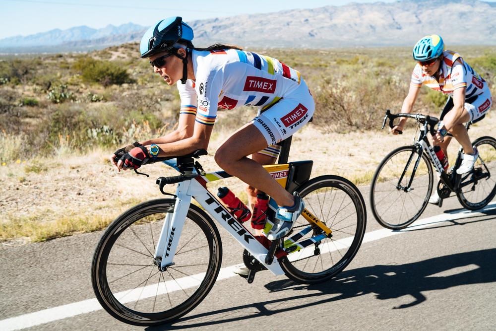 Christine Hammond training in Tucson, AZ