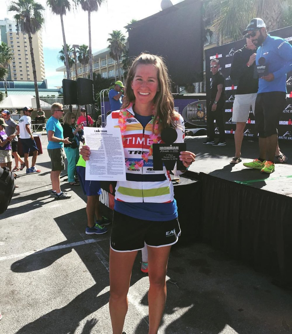Elyse is Going, Going, Back, Back, to KONA, KONA!