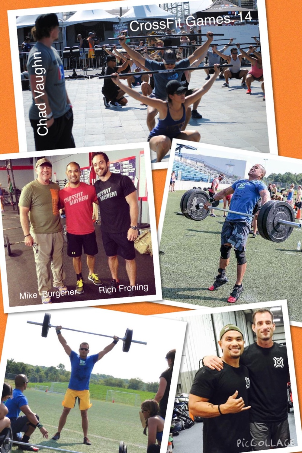 Coaching staff u drop box crossfit