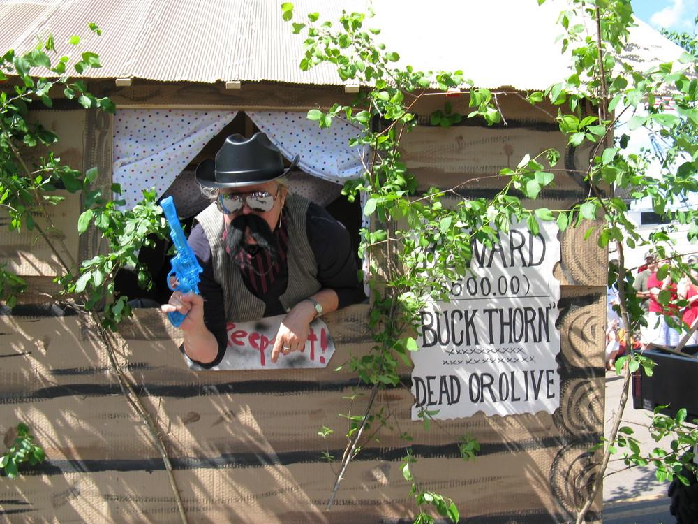 2008 Buck Thorn Parade Entry