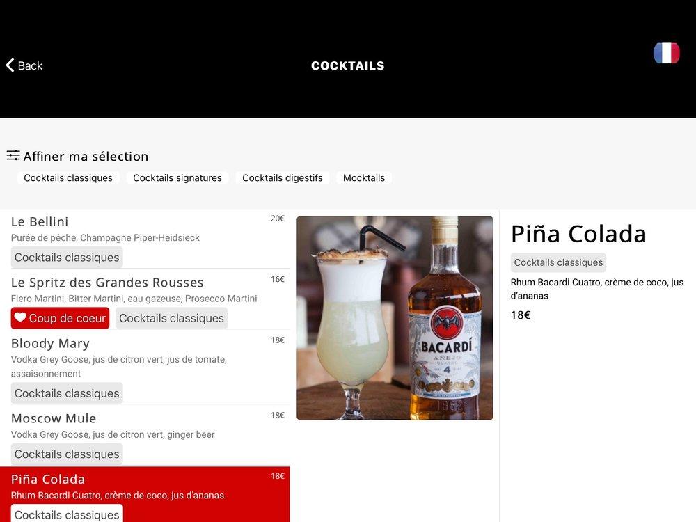 nouveau design avec coup de coeur menu sur ipad pour bars et hotels.jpg