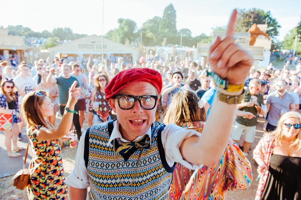Standon Calling Festival 2015