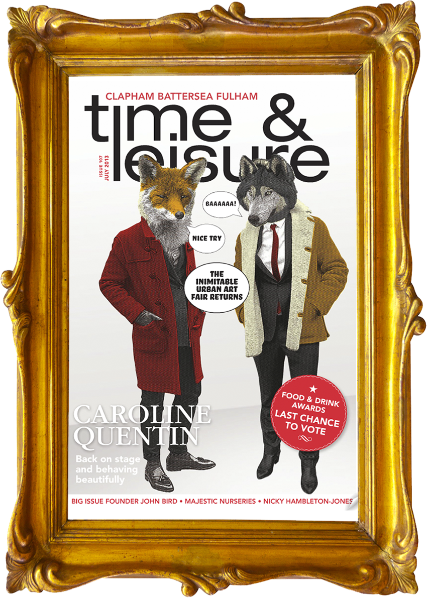 Time & Leisure Magazine