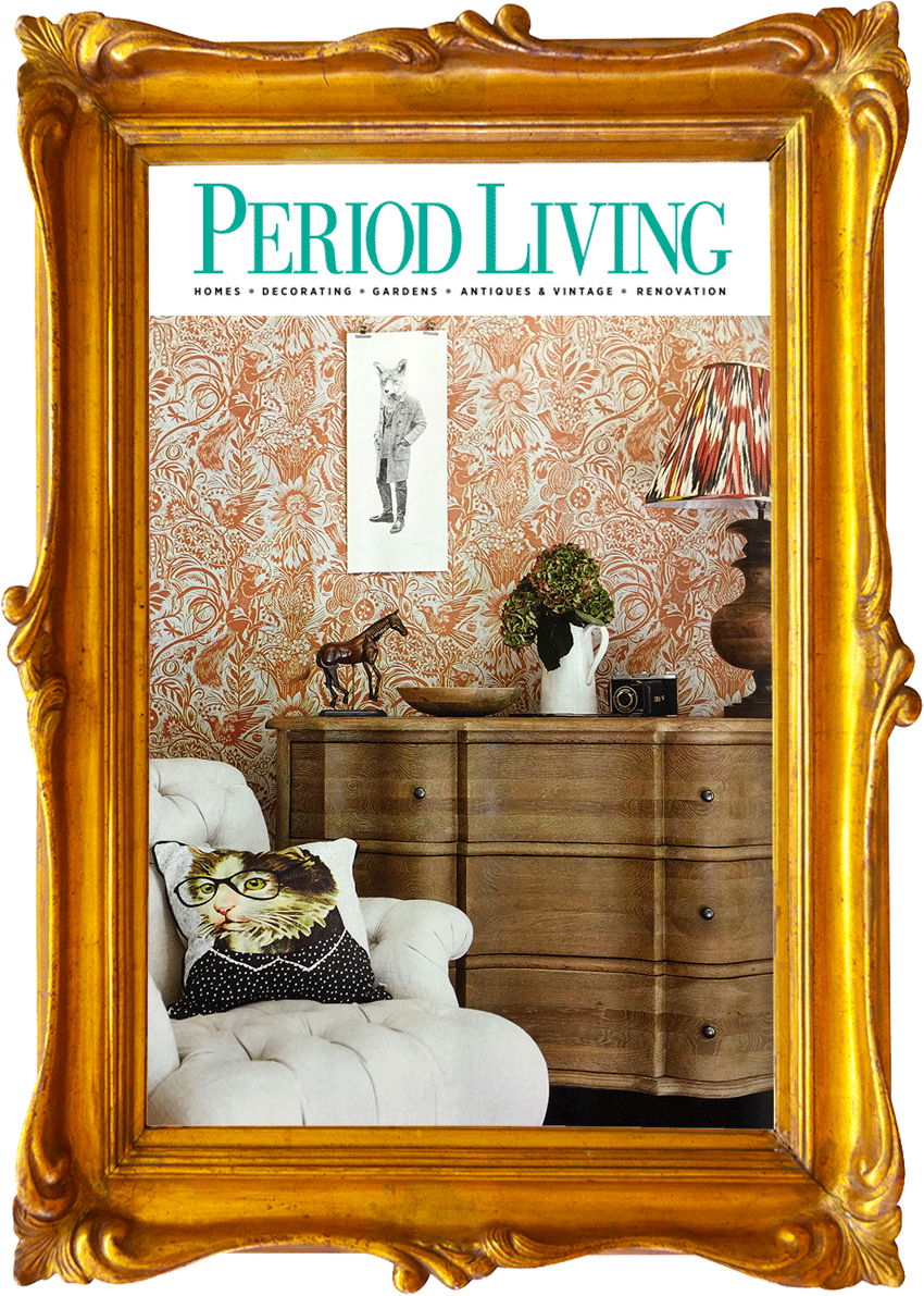 Period Living Magazine - April Issue 2015