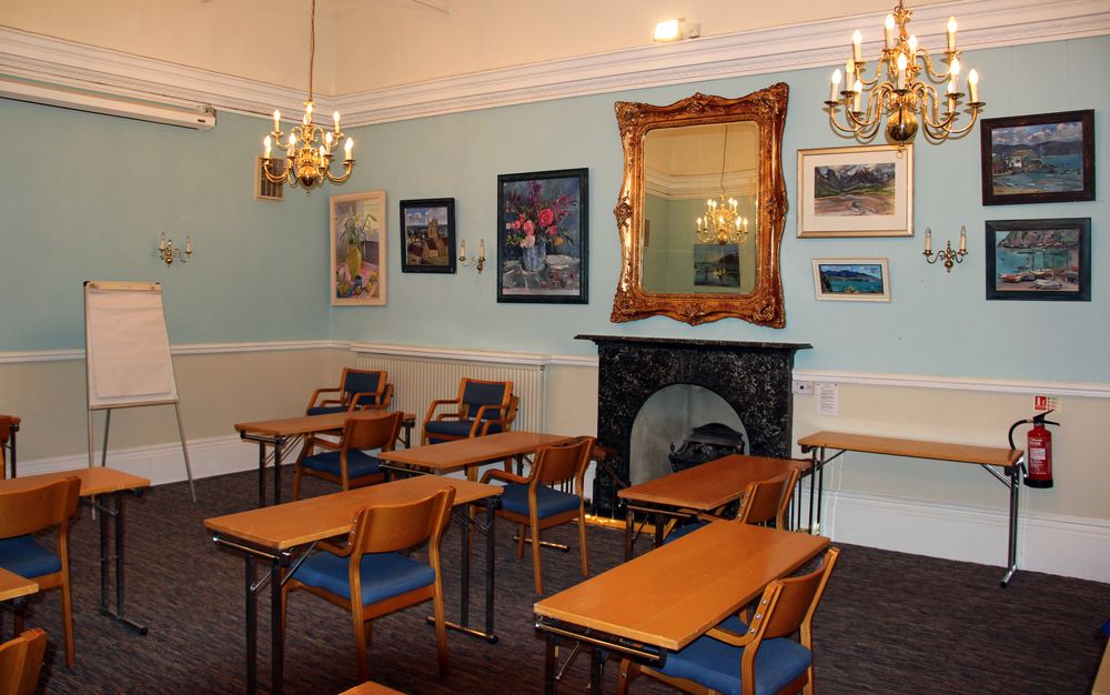 THE NORFOLK ROOM