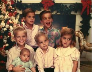 Kiedis Kids 1990