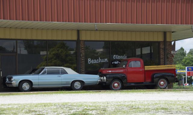 Beachum Classic Cars Store