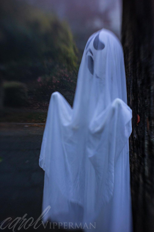 Spooky.