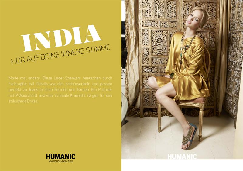Humanic: retail