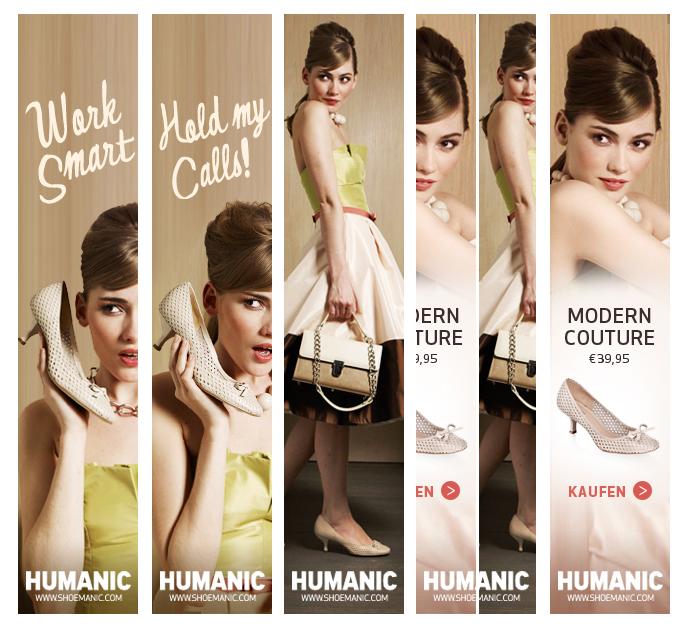 Humanic: display