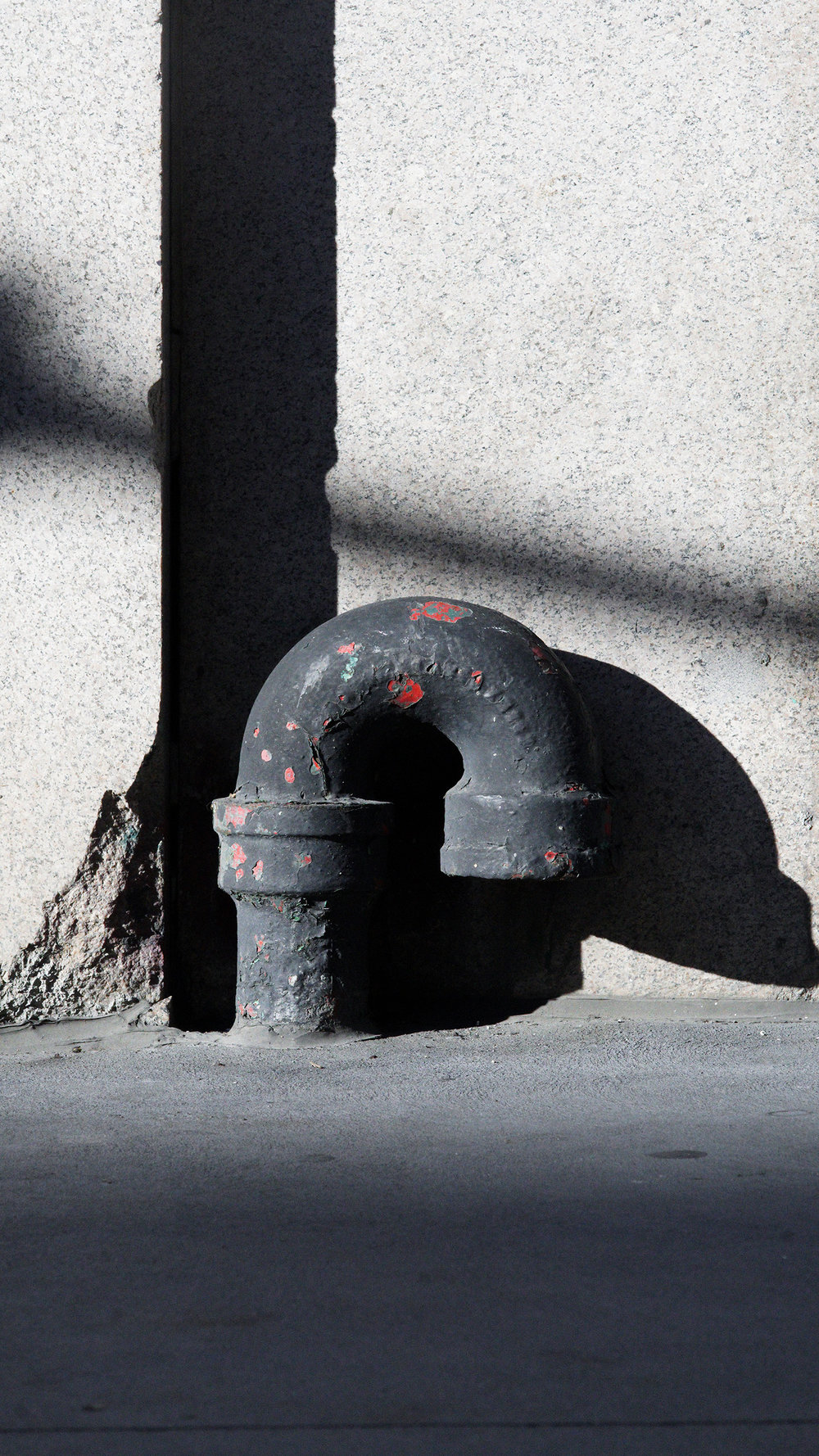 Standpipe, NYC, 2016