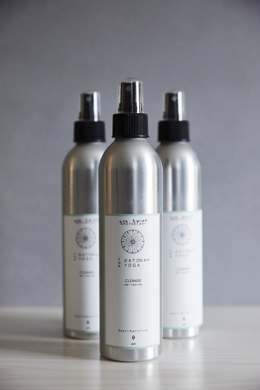 Eva Twine Yoga Mat Spray