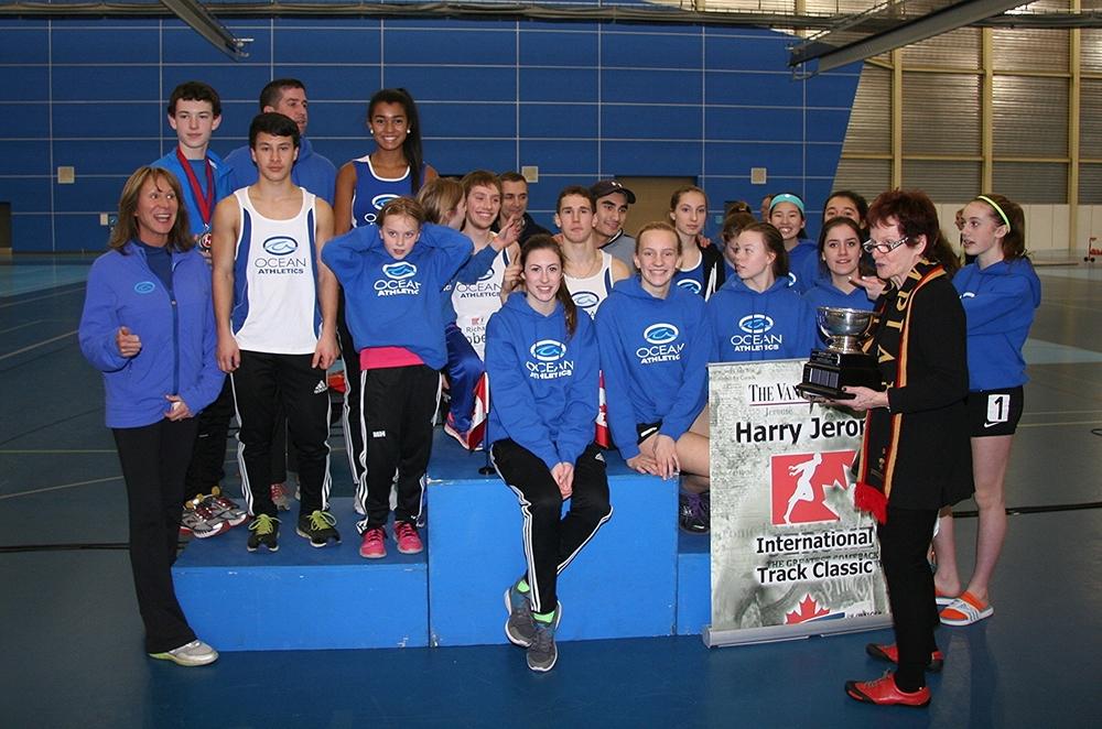 2012 harry jerome track meet clip