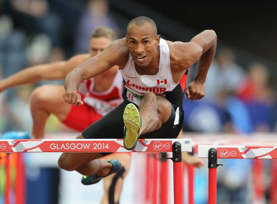 Damian Warner  photo by Claus Andersen
