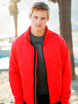 Alexander Ludwig, actor Hunger Games