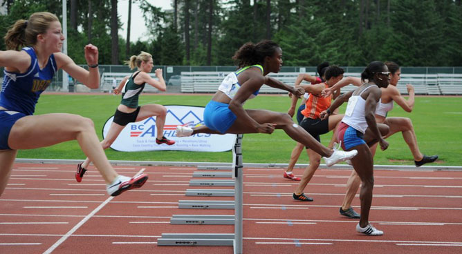 The Harry Jerome International Track Classic A Canadian Track And Field Tradition