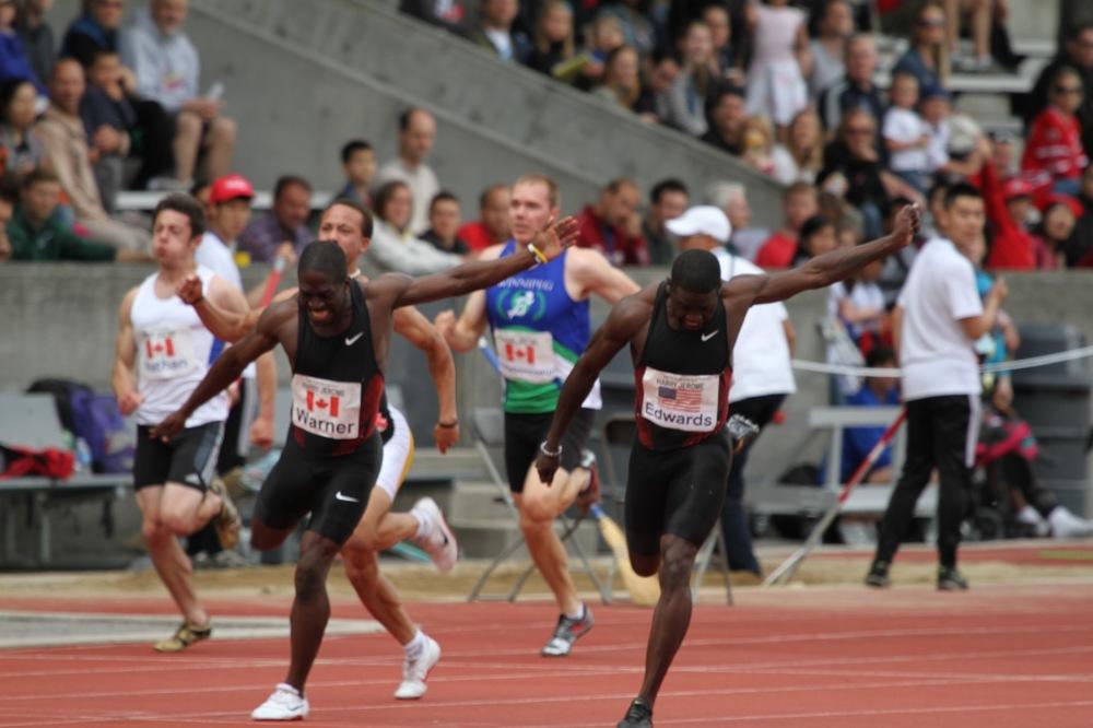2011 100m