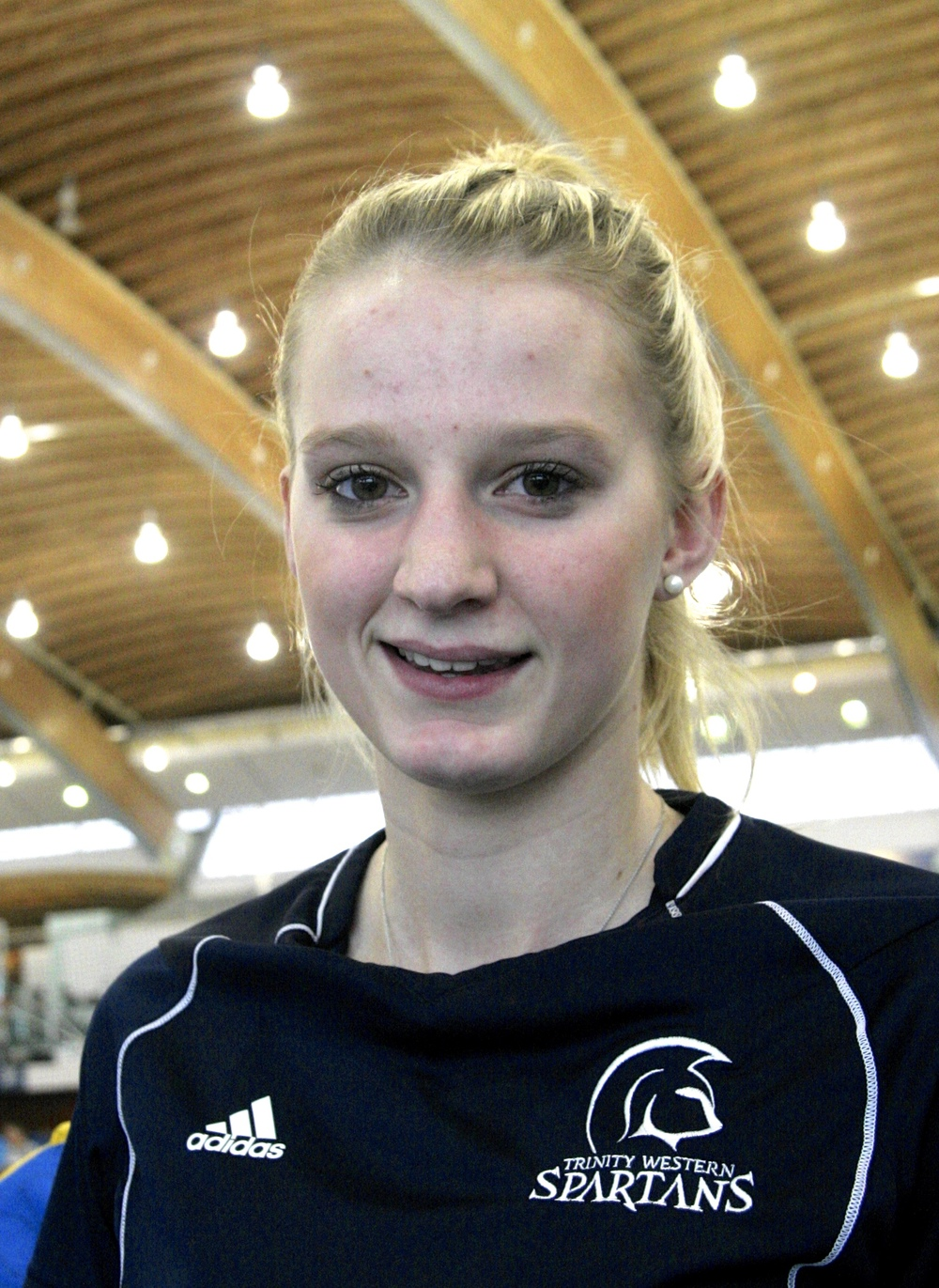 Hazel Ross of Trinity Western University