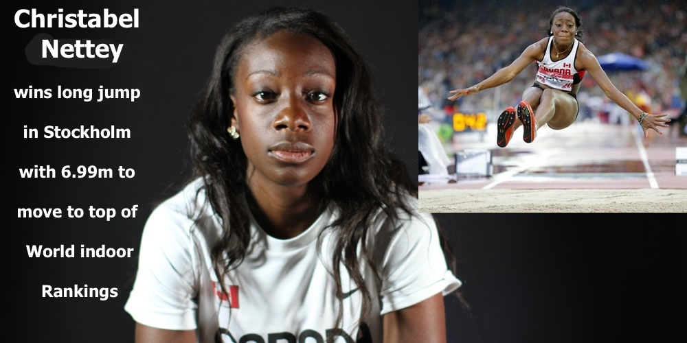 Christabel Nettey 6.99m B