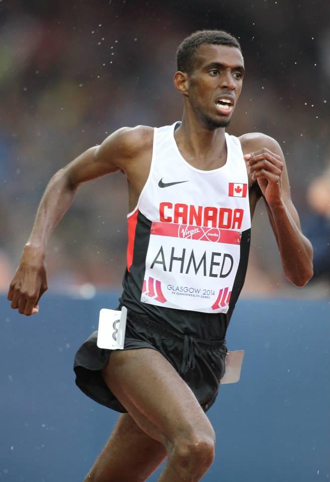Mo Ahmed
