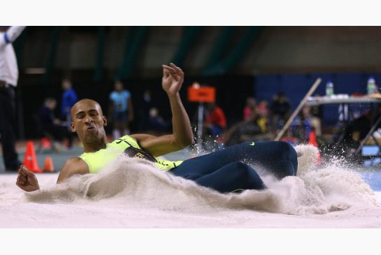 Damian Warner photo by Steve Russell/Toronto Star