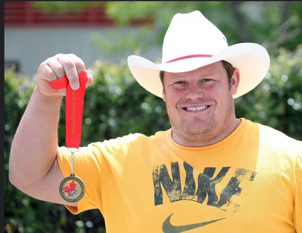 Kamloops' Dylan Armstrong