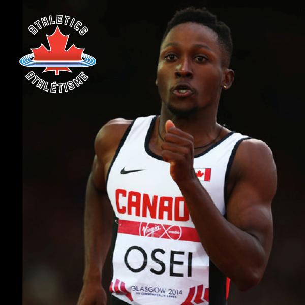 Philip Osei, Canadian Champion 2013