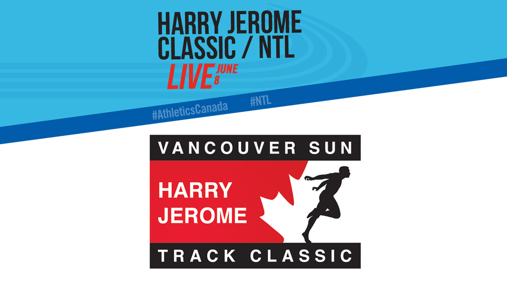 Watch Live at AthleticsCanada.TV at 6:30pm Monday