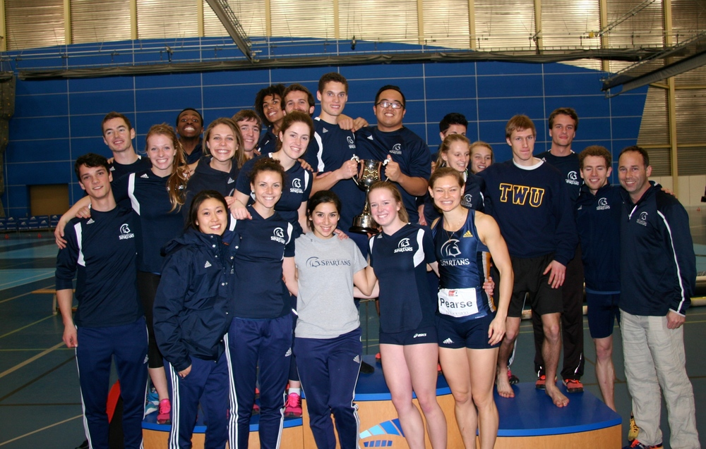 Trinity Western University wins 2015 Pacific WorldCup at Jerome Indoor