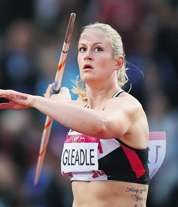 Liz Gleadle wins in Japan