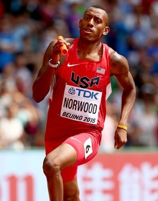 Vernon Norwood, NCAA champion