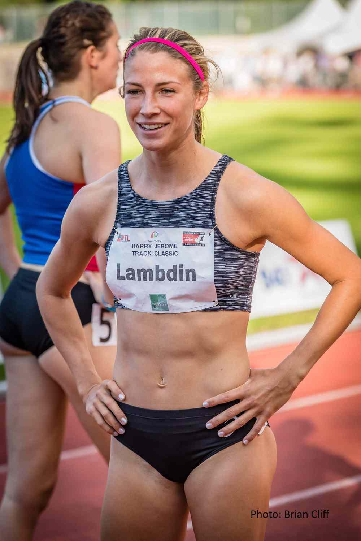 Raquel Lambdin - United States