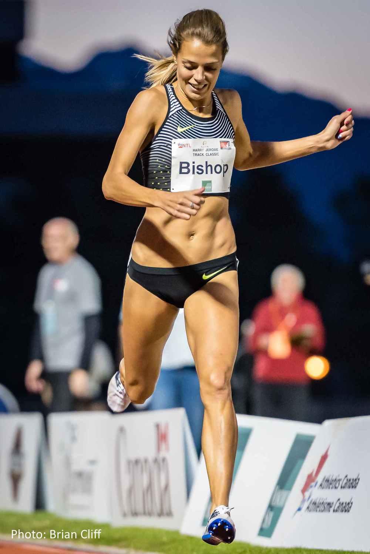 Melissa Bishop - Canada