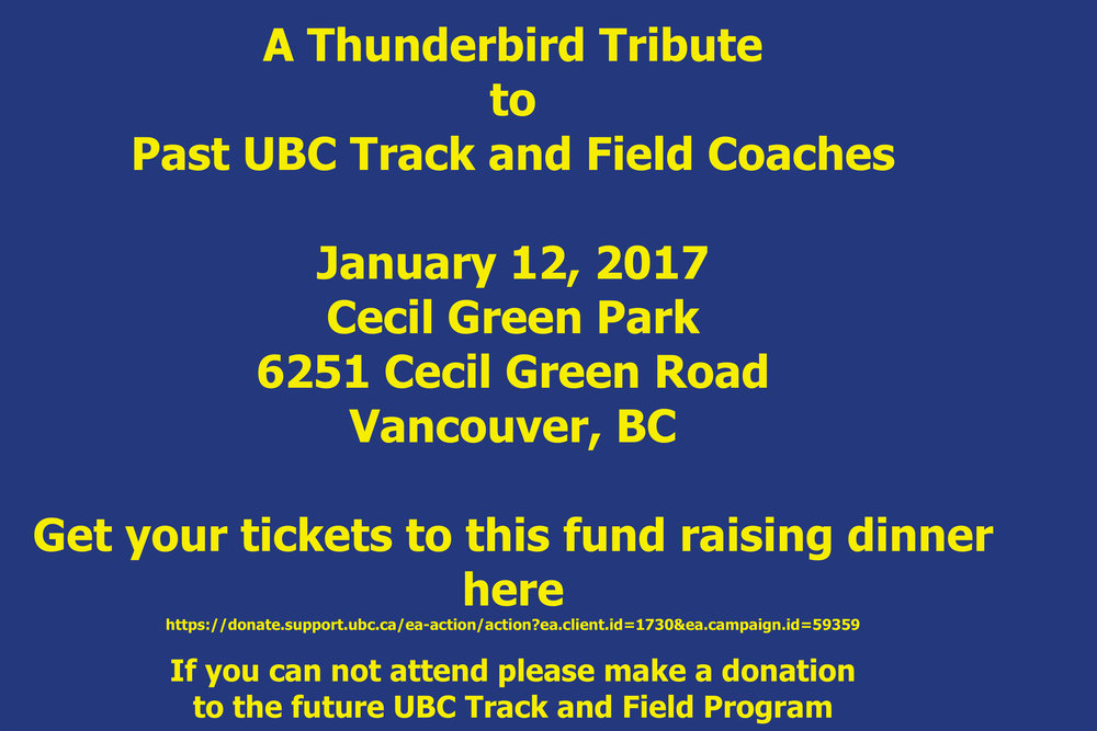 Support UBC track and field here  https://donate.support.ubc.ca/ea-action/action?ea.client.id=1730&ea.campaign.id=59359