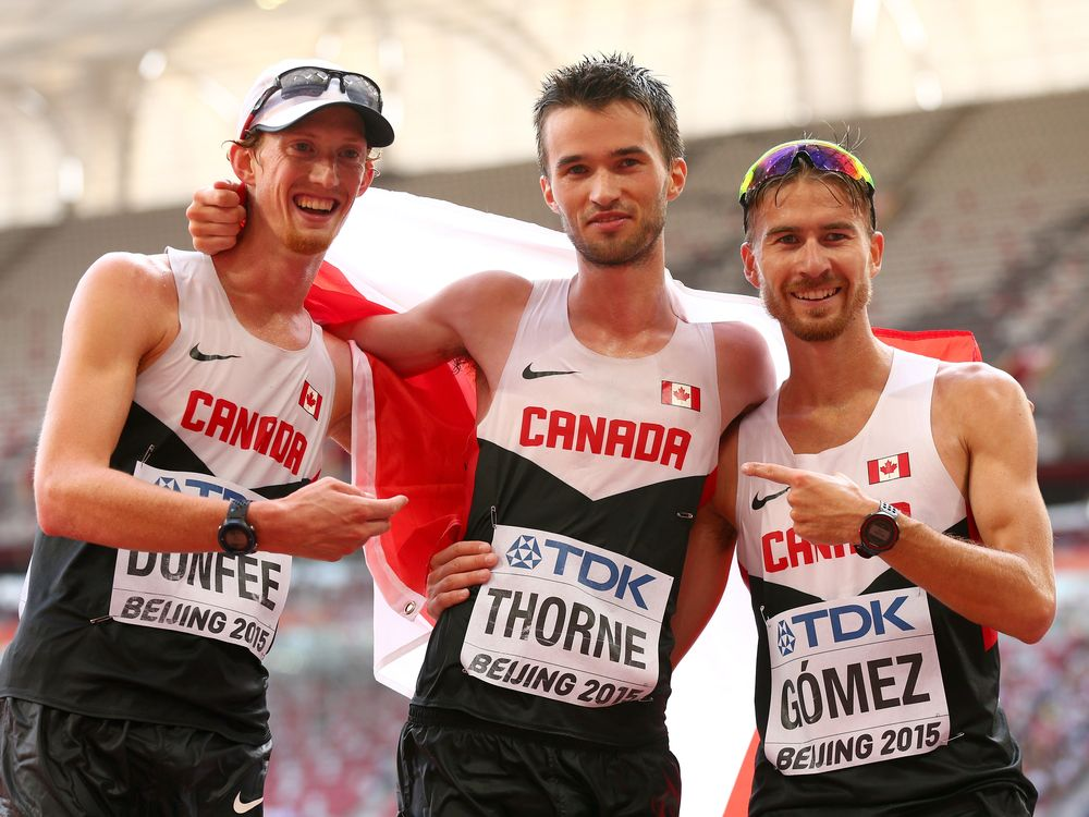 Ben Thorne takes bronze at 2015 World Championships in Beijing