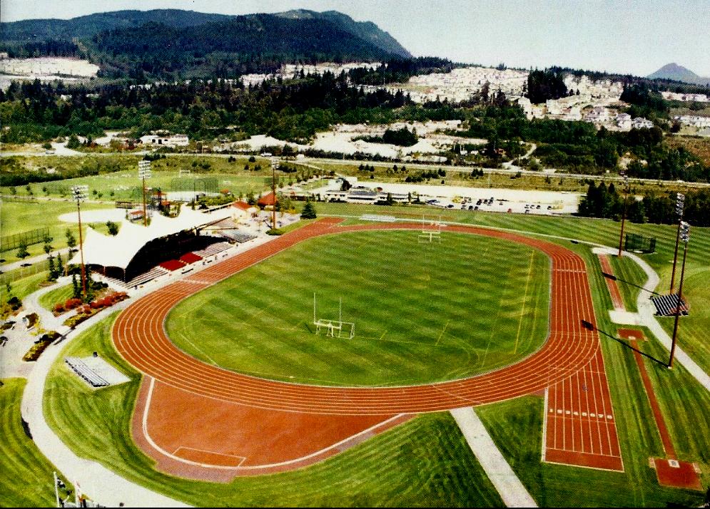 Percy Perry Stadium, Coquitlam