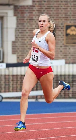 Taysia Radoslav 400m hurdles