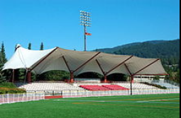 Percy Perry Stadium, Coquitlam Town Centre